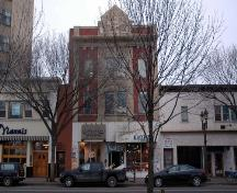 Douglas Block Provincial Historic Resource, Edmonton (January 2006); Alberta Culture and Community Spirit, Historic Resources Management Branch, 2006