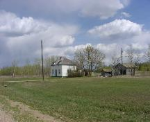 Obadiah Place Provincial Historic Resource, Amber Valley (May 2003)