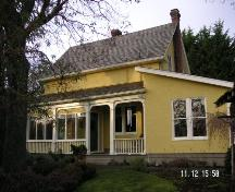 Exterior view of the William Henry Noble House, 2006; Corporation of the District of Oak Bay, 2006