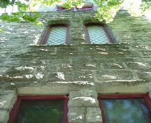 Window detail; Rideau Heritage Initiative 2006