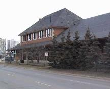 Strathcona C.P.R. Station, 2004. ; City of Edmonton (March 2004)
