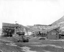 Atlas Coal Mine Provincial Historic Resource, East Coulee (date unknown); Provincial Archives of Alberta, P.919