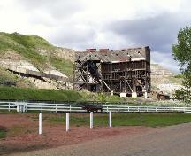 Atlas Coal Mine Provincial Historic Resource, East Coulee (June 1999); Alberta Culture and Community Spirit, Historic Resources Management, 1999