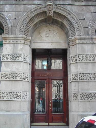 Old Post Office - Entrance