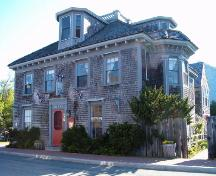 George Gracie House, Side Perspective, 2004; Heritage Division, NS Dept. Tourism, Culture and Heritage, 2004