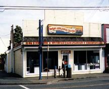Exterior view of Ray's Drygoods, 2000; City of Richmond, 2000