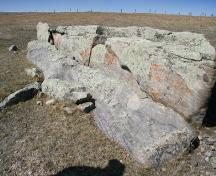 Hetherington Erratics Field, near Fort Macleod (2008); Alberta Culture and Community Spirit, Historic Resources Management Branch