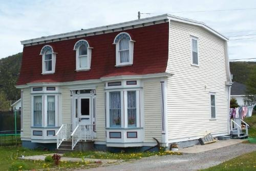 Gorman/Hynes House, Harbour Breton, NL