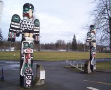 Lewis Park; City of Courtenay, 2009