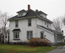 Showing northeast elevation; City of Summerside, 2009