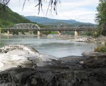 Old Skeena Bridge; Kitimat-Stikine Regional District, 2009