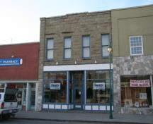 R.T. Barker Building, Fort Macleod (2008); Alberta Culture and Community Spirit, Historic Resources Management