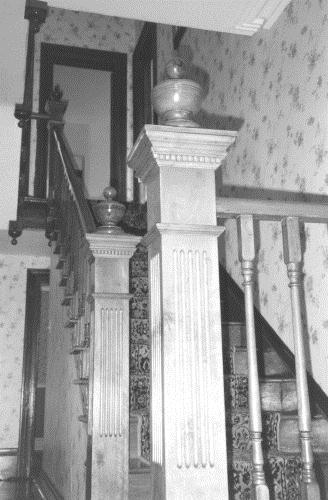 Staircase, O'Reilly House