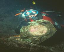 Ericsson Shipwreck; Underwater Archaeological Society of British Columbia, 2007