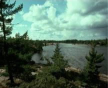 Northern part of Beausoleil island; Parks Canada / Parcs Canada