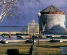 General view of Shoal Tower National Historic Site of Canada.; Parks Canada Agency | Agence Parcs Canada, J. Butterill.