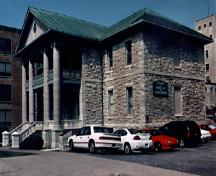 Ann Baillie Building National Historic Site of Canada; Parks Canada / Parcs Canada, HRS, 2000