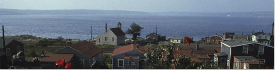 Africville National Historic Site of Canada, NS, ca. 1964