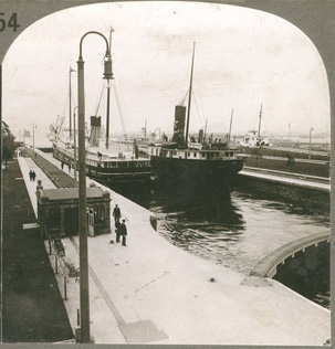 Sault Canal / Canal Sault (1911)