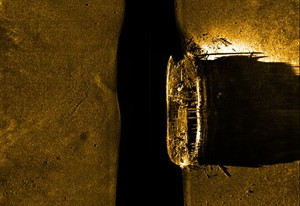 Over starboard view, Franklin Expedition Ship, PArks Canada, 2014 jpg